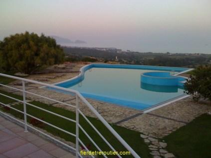piscine hotel en sardaigne