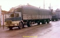 Camion tpts Gruau, voyage Iran 1976