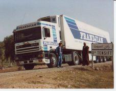Au Maroc en 1988