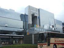 gare monumentale ultra moderne de KYOTO