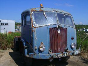 Un autre FIAT, en version tracteur cette fois-ci