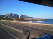 la Pointe Rouge Marseille