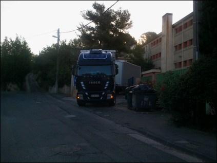 """vers les Allauch... RDV à 7h30 les gars sont arrivé à 10h.... et ouai """"t es à Marseille ici"""" comme ils disent fièrement...."""