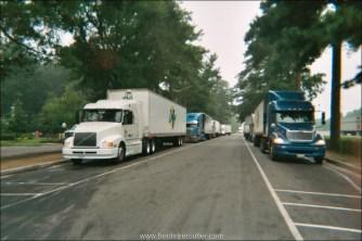 Truckstop aux Etats-Unis