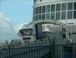A Dunkerque avant le départ