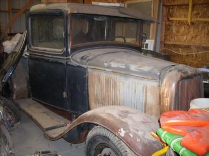 FORD, Pickup de 1932