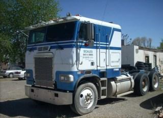 Freightliner COE 6X4 tracteur