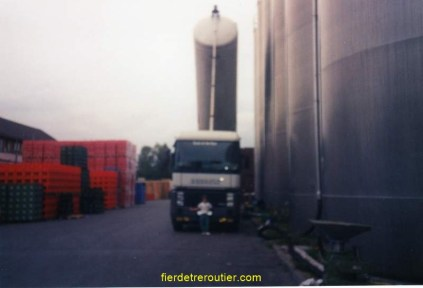 Un depotage en Allemagne