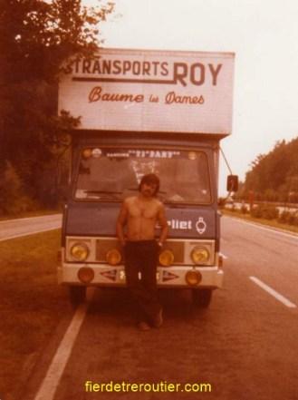 un de mes tout 1er voyage a l'etranger...en suisse
