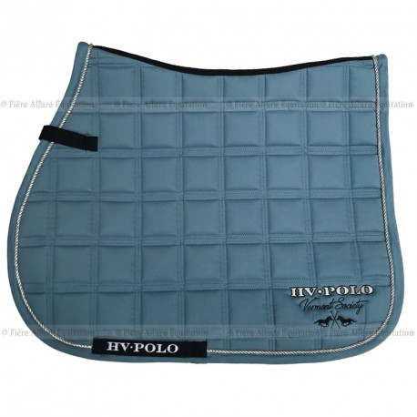 tapis de selle mixte lydia hv polo happy valley fiere allure equitation