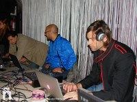 Con DJ Fabricio Oberto en la Twitterfestcba