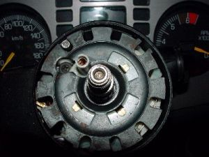 installing new Turn Switch and wheel lock   GBodyForum  '78'88 General Motors AGBody