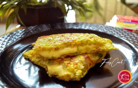 Keto Egg Sandwich Recipe