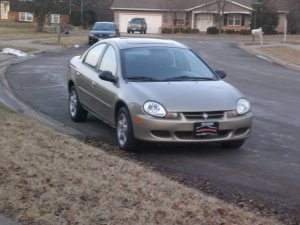 Johanna, an '02 Dodge Neon. She was special.