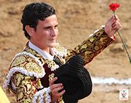 """""""El Galo"""" se ganó su inclusión en el 3er. Certamen Novilleril Tampico 2015"""