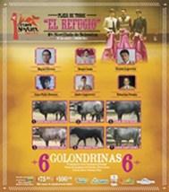 Novilladas de Selección 1er. Certamen Novilleril Tampico 2014