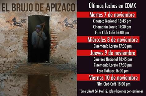 """""""El Brujo de Apizaco"""""""
