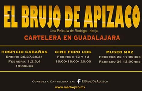 """""""El Burujo de Apizaco"""" en Guadalajara"""
