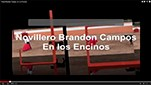 Novillero Brandon Campos