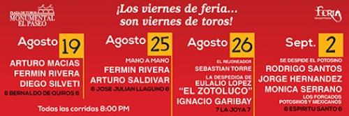 "Plaza de Toros Monumental ""El Paseo - Fermín Rivera"""
