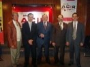 Alfredo Flórez, Jorge Espinosa de los Monteros, Enrique Hernández Flores, Pepe Soto y Enrique Hernández Vázquez
