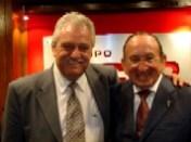 Henry Stone y Enrique Hernández Flores