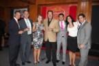 Jorge Espinosa de los Monteros, Hugo Nicolas Pérez, Rebeca Padilla, Luis Uribe, Jorge Espinosa de los Monteros Padilla, Mercedes Serna y Fabio de la Peña