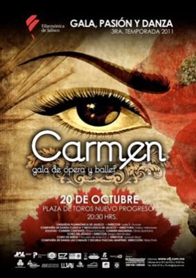 """Carmen"" (Gala de Ópera y Ballet)"