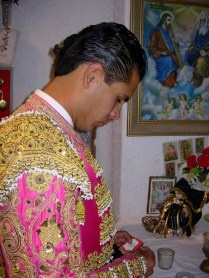 Matador Atanasio Velazquez