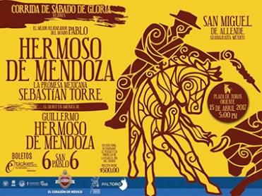 Taurina Semana Santa en Guanajuato