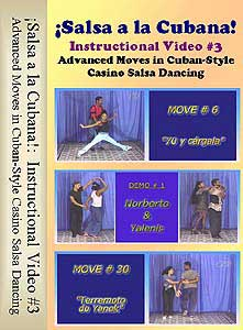 DVD Salsa a La Cubana #1