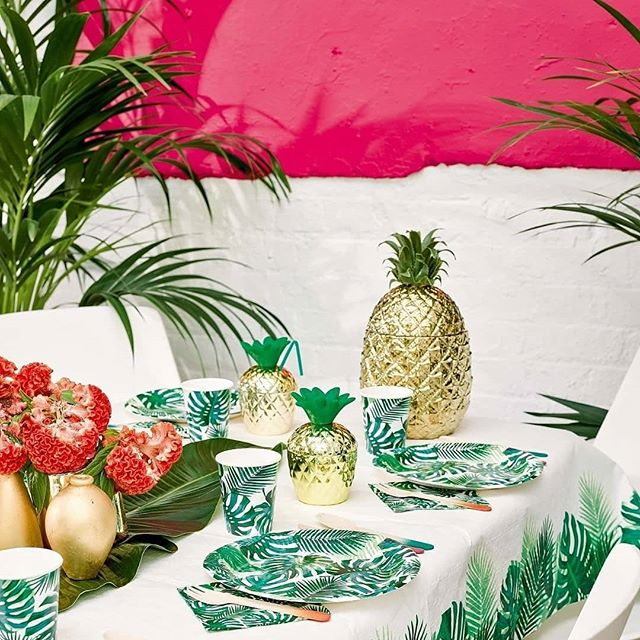 Decoracin fiesta Tropical Aloha online Envo en 24 horas