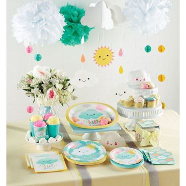Decoracin para CUMPLEAOS BEBS y BABY SHOWER Ideas