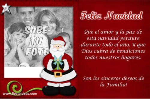 tarjetas feliz navidad 4