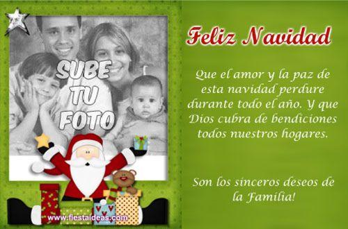 invitacion feliz navidad 5