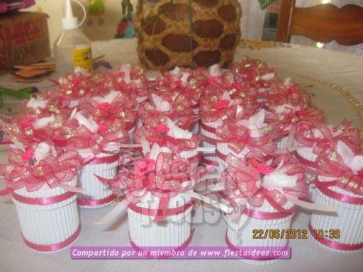 Ideas de decoraci n para una fiesta de bautizo for Decoracion de bautismos