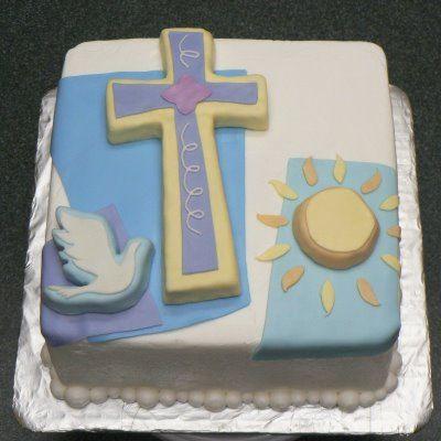tortas de primera comunion modernas para varones