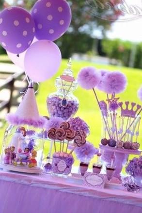 Ideas de decoracion para fiesta de Princesa Sofia Nuevas2017
