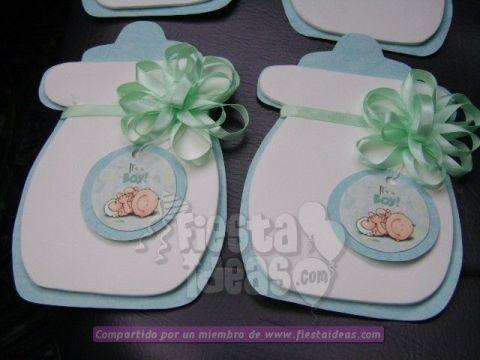 Fiesta Ideas Invitaciones Baby Shower.Ideas De Decoracion Para Un Baby Shower Perfecto Trabajos
