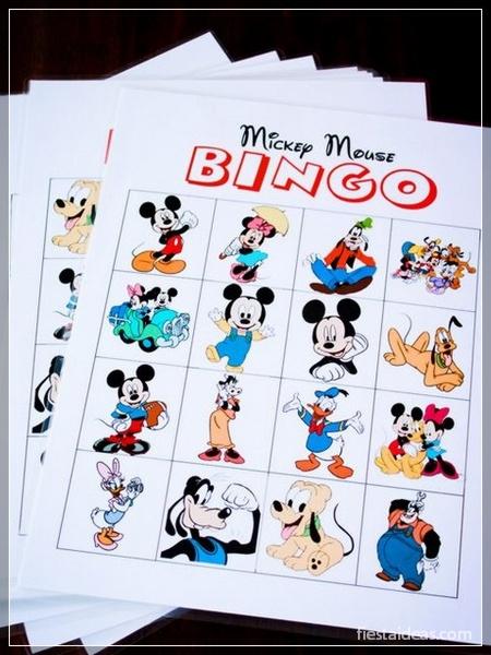 juegos fiesta mickey mouse