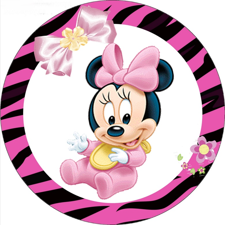 Baby Minnie mouse Kit imprimible ¡¡DESCARGALAS TODAS!!