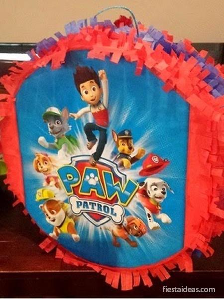 Para esta fiesta asombrosa no debe faltar los juegos y actividades creativas. decoracion_Paw_Patrol_Patrulla_de_Cachorros_fiestaideasclub_00004