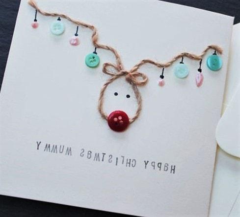 Crea tarjetas navide as gratis con mensajes lindos - Postales navidenas para hacer ...