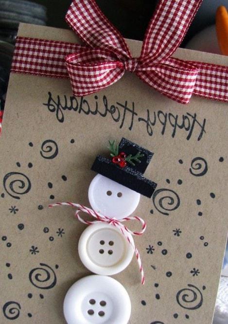 Como Hacer Postales De Navidad Originales Excellent With Como Hacer - Como-hacer-postales-de-navidad-originales