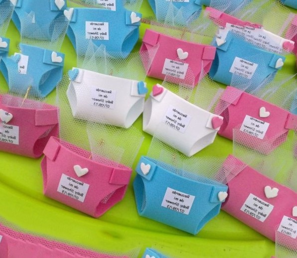 bf1c7dbb7 25 Recuerdos para baby shower (Todas son increibles y originales ideas)
