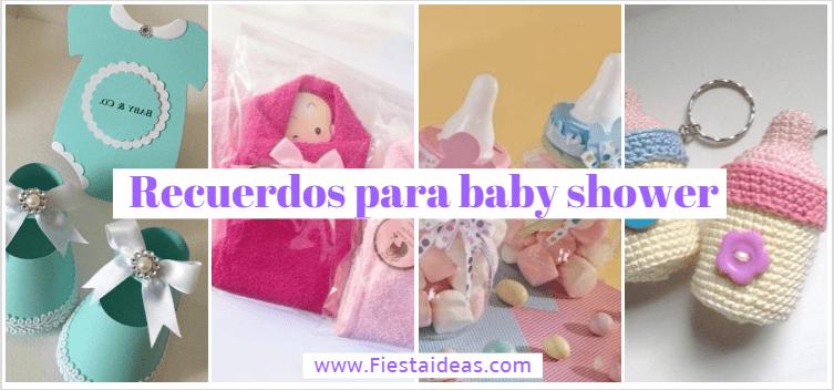 Ideas Originales Para Regalar En Un Baby Shower.25 Recuerdos Para Baby Shower Todas Son Increibles Y