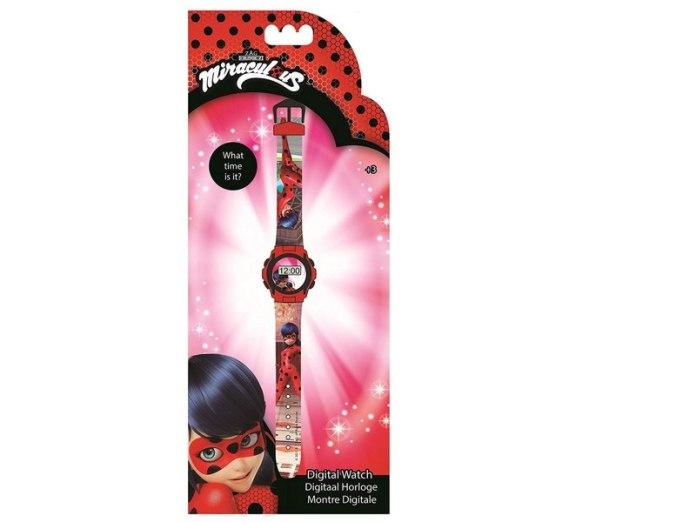 Reloj de Ladybug juguetes para regalar