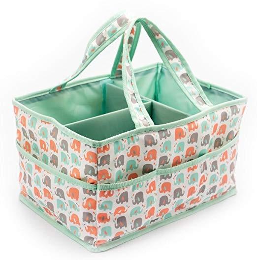 Regalos para baby shower - Organizador Sweetzer & Orange