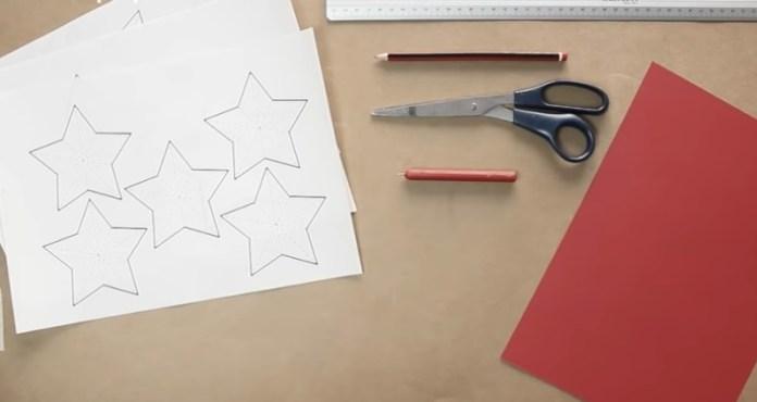estrella-de-papel-materiales