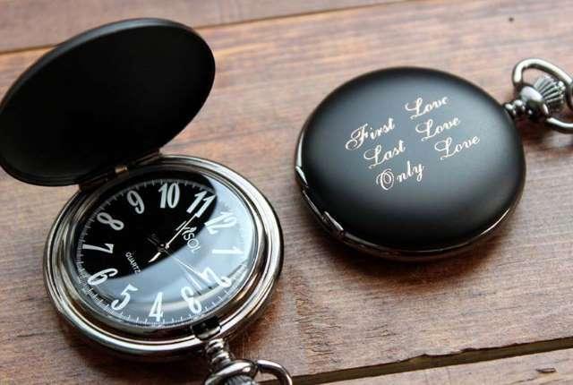 regalo de lujo para hombres reloj clásico